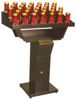 ELECTRONIC & ELECTRIC Votive stands