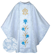 Gothic Chasuble - Marian