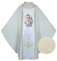 Gothic Chasuble - St Anthony