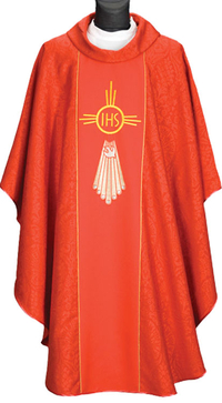 Gothic Chasuble - Holy Spirit