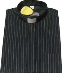 Black Single Pin Shirt