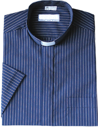 Blue Single Pin Shirt