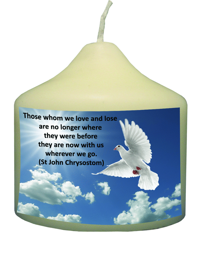 Memorial Candle To those...