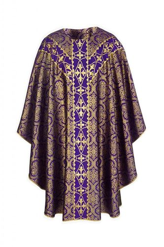 Gothic Y Orphrey Chasuble