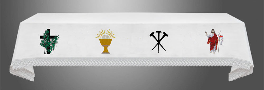 Holy Week Altar Cloth B